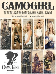 CamoGirl www.camogirlbrand.com Country Girl Style, Country Fashion, Country Outfits, Country Girls, My Style, Camo Outfits, Cowgirl Outfits, Cowgirl Style, Casual Outfits