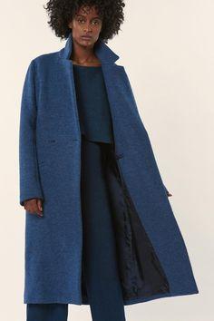 Dolores Coat #MaraHoffman
