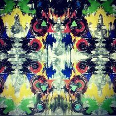 #print #printdesign #design #surfacedesign #designer #artworktoprint #graphic #multicolour