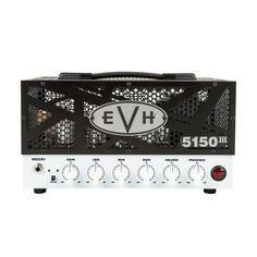 EVH 5150III 15 Watt Lunchbox Tube Amp Head