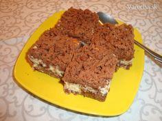 Strúhaný tvarohový koláč- bezlepkový (fotorecept) Gluten Free, Vegan, Cooking, Desserts, Food, Basket, Glutenfree, Kitchen, Tailgate Desserts