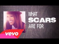 ▶ Mandisa - What Scars Are For (Lyric Video) - YouTube I still have a lot more fight in me! Paying for NO new scars