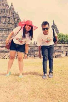 Borobudur in love