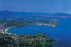 Baie de Saint Jean de Luz - Pays Basque - France