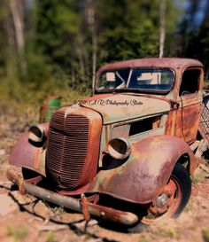 Vintage truck by ARphotographyStudio on Etsy