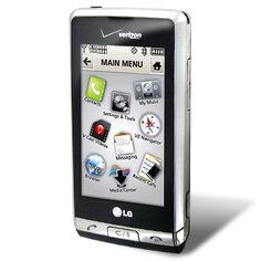 LG enV Dare VX-9700 - Black silver (Verizon) Cellular Phone Buy It Now Your price $68.95