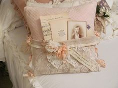 Pillow for shop by Tin Rabbit, via Flickr