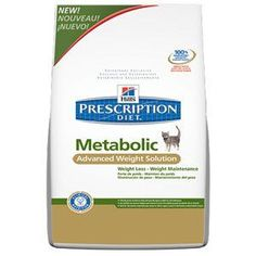 Hill's Prescription Diet Metabolic Feline - 4lb