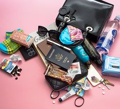 Sarah Hyland: What's In My Bag? - Us Weekly