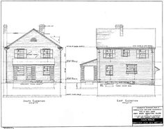 NDSU Farmhouse Plan