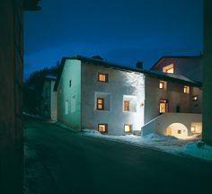 RUCH & PARTNER ARCHITEKTEN AG - Büsin Galerie