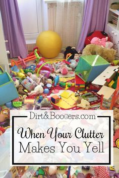 Hey mom! If you feel overwhelmed by stuff in your home, cluttering up your life, you are not alone.