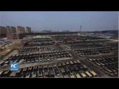 New Shocking Panoramic Drone Video Of The Devastation In Tianjin [Video] - The devastation in Tianjin, China is far worse than previously thought. This panoramic drone video, showing the destruction, will leave you speechless
