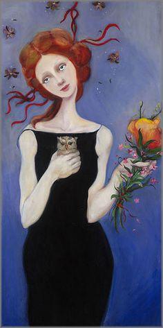 cassandra barney art   Cassandra Barney - Minerva: Limited Editions