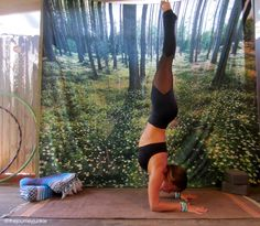Yoga Tutorial: Pincha Mayurasana - Pin now, join the upside down journey now!