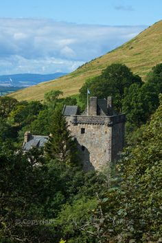 Castle Campbell, Dollar Glen, Scotland