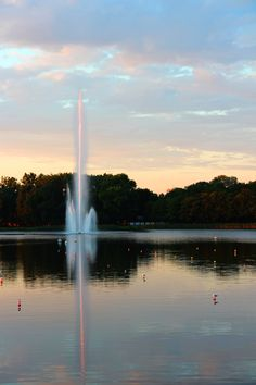 Poznan Poland, Jezioro Maltańskie [fot. G.Nowotna]