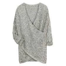 Image result for wakefield crossover sweater