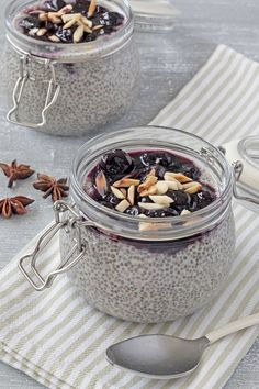 Vous aimeriez quelque chose de plus nourrissant qu'un simple fruit pour le déjeuner? Essayez l'une de nos suggestions de déjeuners santé!