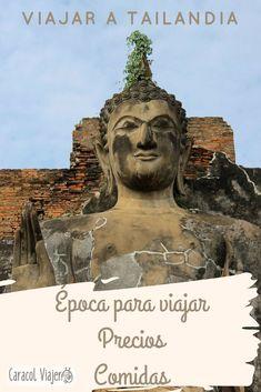 Incluye: Ayutthaya, Sukhothai, Pai, Bangkok, Chiang Mai, Norte de Tailandia.  #tailandia #bangkok #viajes