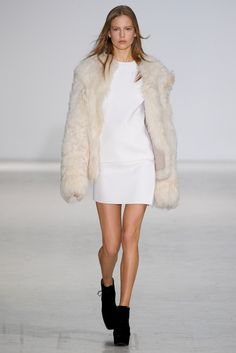 Costume National - Milan Fashion Week - Otoño Invierno 2014/2015 - Fashion Runway