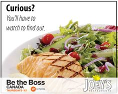 Be The Boss Canada Be The Boss, How To Find Out, Food, Essen, Meals, Yemek, Eten