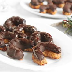 Protein Snacks, Christmas Cookies, Healthy, Yum Yum, Desserts, Fitness, Food, Tailgate Desserts, Gymnastics