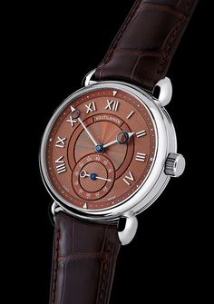 Kari Voutilainen Fine Watches, Cool Watches, Watches For Men, Men's Watches, Dress Watches, Odyssey Watch, Gentleman Watch, Beautiful Watches, Watch Brands