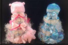 torte pannolino di desideriocreativo su DaWanda.com