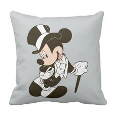 Mickey & Minnie Wedding ceremony | Getting Throw Pillow. >> Have a look at more at the image link