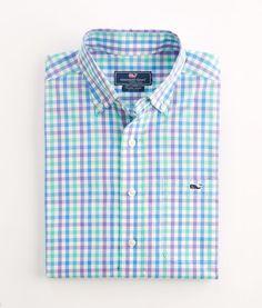 Aft Check Tucker Shirt