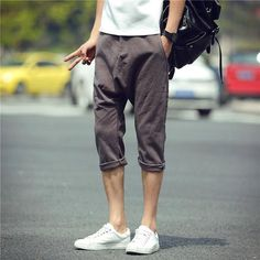 Harem Sweatpants Shorts