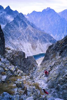 High Tatra mountains, Slovakia