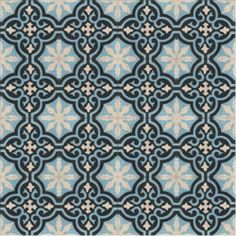 Moroccan Handmade Encaustic Cement Tiles have been used throughout the Islamic world for thousands of years, and in Morocco the range is particularly varied. Tile Patterns, Textures Patterns, Victorian Tiles, Unique Tile, Moroccan Pattern, Marble Wall, Kitchen On A Budget, Bathroom Styling, Pattern Wallpaper
