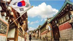 If you think you need to say goodbye to your life savings to travel to South Korea, let this Korea budget travel guide prove you wrong. Japan On A Budget, Europe On A Budget, Budget Travel, Travel Guide, Travel Hacks, Daegu, Korean Language Classes, Language Lessons, South Korea Travel