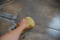How to Grout Tile - Wiping Clean Floor Tile Grout, Grouting Tile, Home Fix, Bob Vila, Dome House, Tile Projects, Tile Installation, Home Repairs