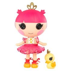 Lalaloopsy Littles Twisty Tumblelina Doll