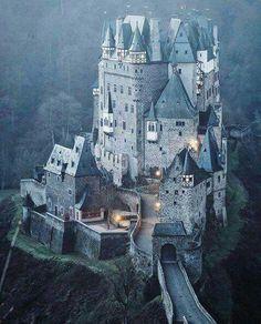 Castle Eltz Vergeme, Germany