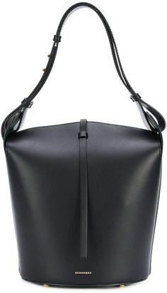 c2535488043b Burberry The Medium Leather Bucket Bag