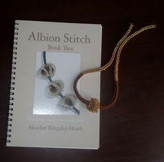 Agape Creations Jewelry: Albion Stitch