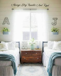 The Unexplained Puzzle Into Modern Farmhouse Master Bedroom Uncovered - walmartbytes Pink Bedrooms, Teen Girl Bedrooms, Discount Bedroom Furniture, Farmhouse Master Bedroom, New Room, Girl Room, Bedroom Decor, Bedroom Ideas, Stay Humble