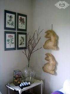 ystinowo: KICAJCE zajączki wielkanocne- Easter bunnies