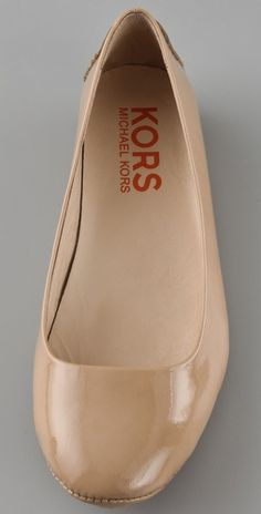 I need a pair of nude flats