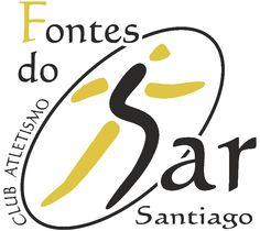 Logotipo Club de Atletismo Fontes do Sar