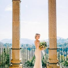 Bride in Barcelona