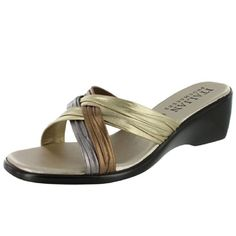 Italian Shoemakers Women's Cross Vamp Wedge Slide Sandal Metallic 6 M US ITALIAN Shoemakers http://www.amazon.com/dp/B00KOEBQPK/ref=cm_sw_r_pi_dp_cUIcub0HJ5DC6