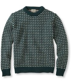 Free Shipping. Now on sale at L.L.Bean: our Bean's Norwegian Sweater. Find the best prices on Men's Sweaters and Sweatshirts, all backed by a 100% satisfaction guarantee.