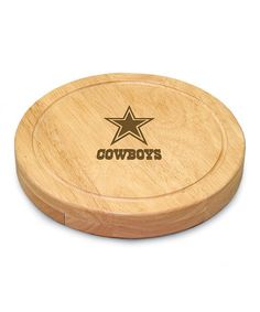 Take a look at this Dallas Cowboys Circo Cheese Cutting Board Set by Picnic Time on #zulily today!