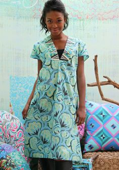 Mekko SK 5-6/14. Short Sleeve Dresses, Dresses With Sleeves, Lily Pulitzer, Sewing, Art, Fashion, Dressmaking, Moda, Couture