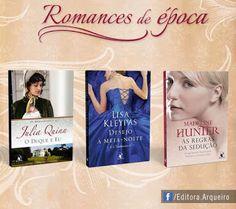 """SEMPRE ROMÂNTICA!!: """"O Boom dos romances de época no Brasil"""": escritor..."""